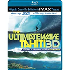 The Ultimate Wave: Tahiti (IMAX) [Blu-ray 3D]