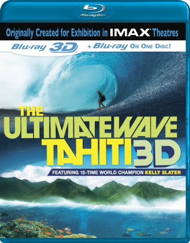 The Ultimate Wave: Tahiti (IMAX) [Blu-ray 3D]