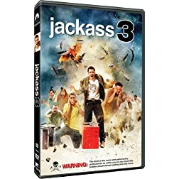 Jackass 3 (Single-Disc DVD)