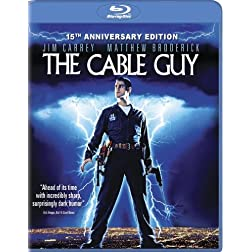 The Cable Guy (15th Anniversary Edition) [Blu-ray]