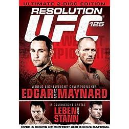 UFC 125