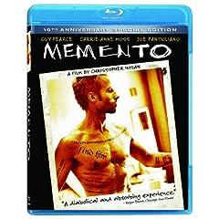 Memento (10th Anniversary Edition) [Blu-ray]