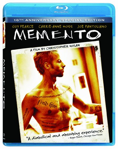 Memento (10th Anniversary Edition) [Blu-ray]