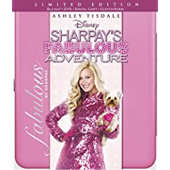 Sharpay's Fabulous Adventure (Three-Disc Blu-ray/DVD Combo/ Digital Copy + Limited Edition Clutch )