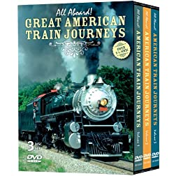 All Aboard: Great American Train Journeys
