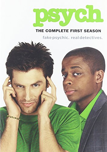 Psych: Complete First Season