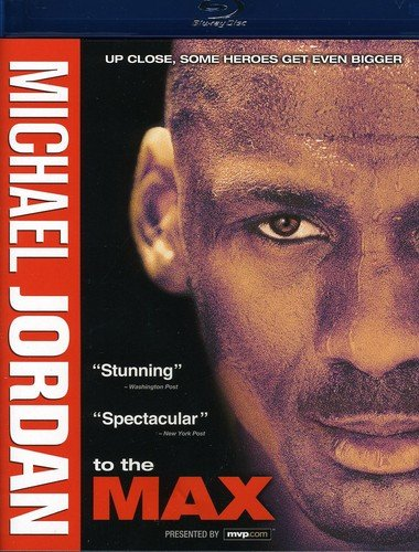 Michael Jordan to the Max [Blu-ray]
