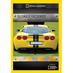 Ultimate Factories: Corvette