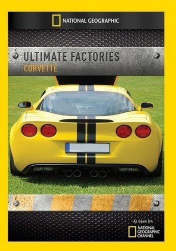 Ultimate Factories: Corvette