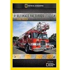 Ultimate Factories: Fire Truck