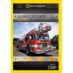 Ultimate Factories: Fire Truck