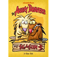 The Angry Beavers- The Best of Season 3