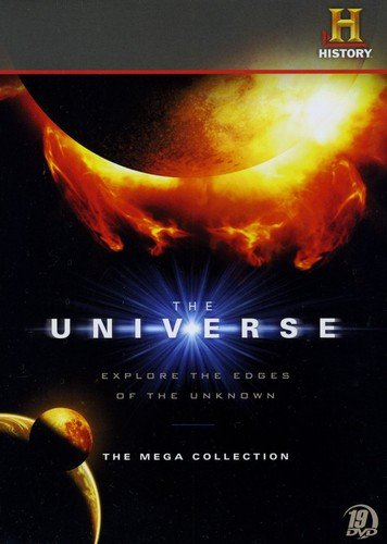 The Universe: The Complete Series Megaset DVD