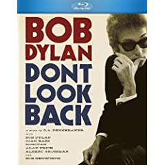 Bob Dylan: Don't Look Back [Blu-ray]