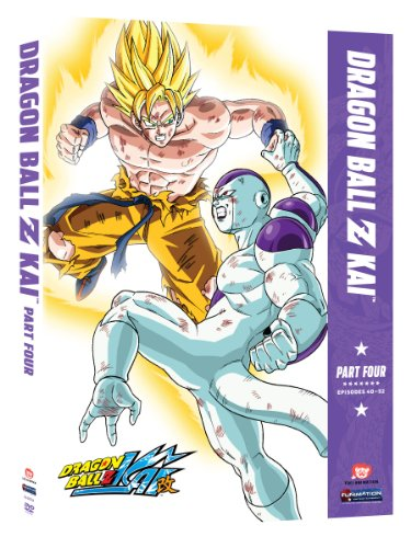 Dragon Ball Z Kai: Part Four