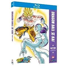 Dragon Ball Z Kai: Part Four [Blu-ray]