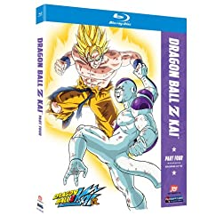 Dragon Ball Z Kai: Part Four [Blu-ray]