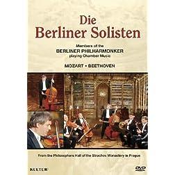 Mozart/Beethoven: Die Berliner Solisten