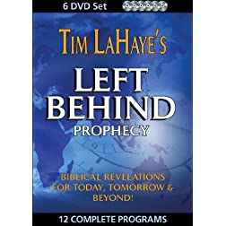 Left Behind Prophecy (Boxed Set)