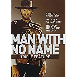 Man With No Name Triple Feature