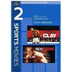 Aka: Cassius Clay / Rocky Marciano
