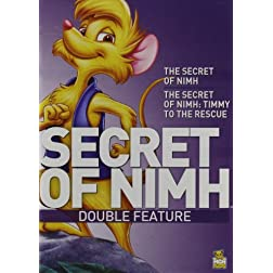 Secret of NIMH / Secret of NIMH: Timmy to Rescue