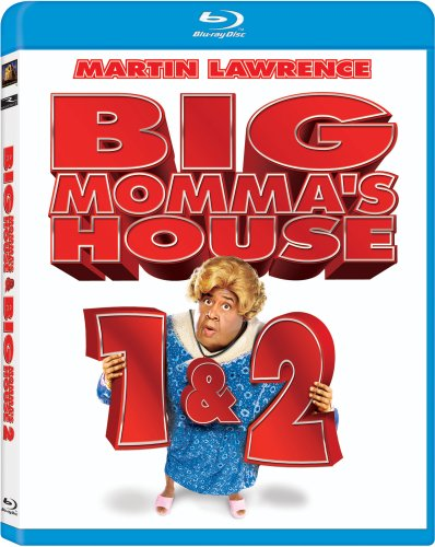 Big Momma's House 1 & 2 [Blu-ray]