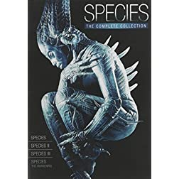 Species Four Movies