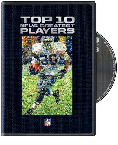 NFL Top 10: Nfl's Greatest Players