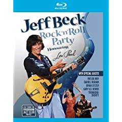 Jeff Beck Rock'n'Roll Party: Honoring Les Paul [Blu-ray]