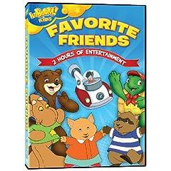 Kaboom Kids: Favorite Friends