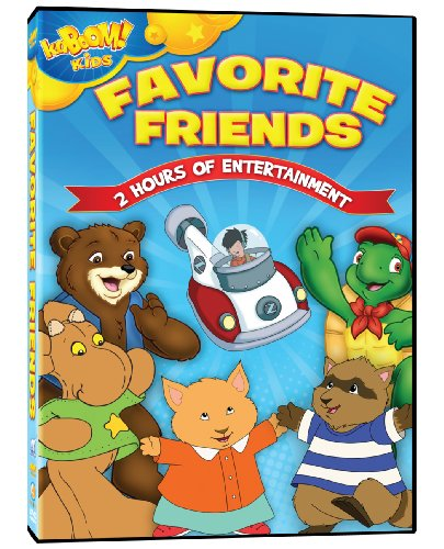 Kaboom Kids: Favorite Friends