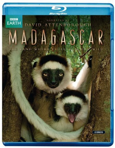 Madagascar: Land Where Evolution Ran Wild [Blu-ray]