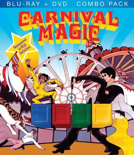 Carnival Magic [Blu-ray + DVD Combo Pack]