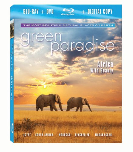 Green Paradise: Africa [Blu-ray]