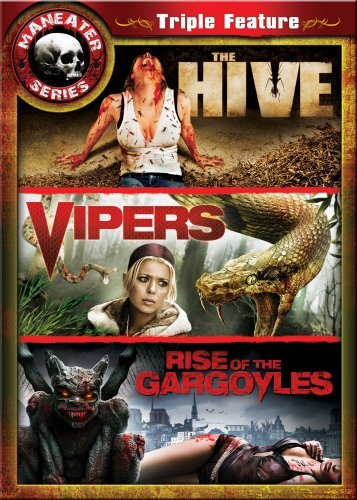 Maneater Triple Feature 5