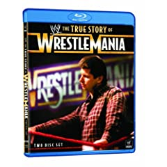 WWE: The True Story of WrestleMania [Blu-ray]