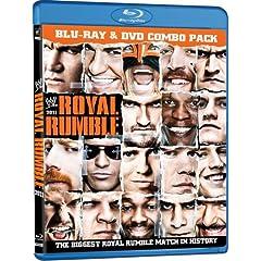 WWE: Royal Rumble 2011 [Blu-ray/ DVD combo]