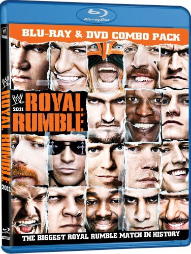 WWE: Royal Rumble 2011 [Blu-ray/ DVD combo]