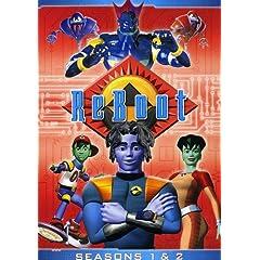 ReBoot: Seasons One & Two