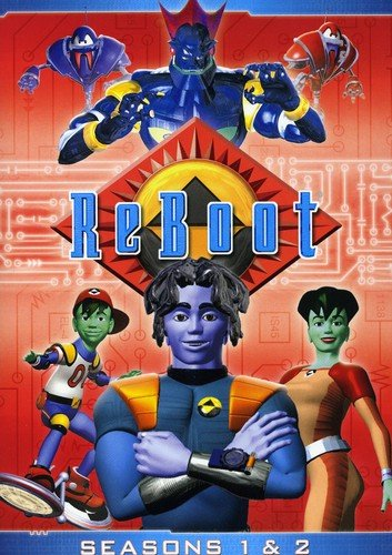 ReBoot: Seasons One & Two