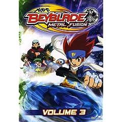 Beyblade: Metal Fusion Vol 3