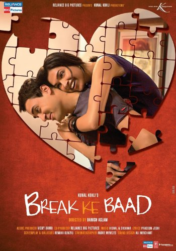 Break Ke Baad (New Hindi Film / Bollywood Movie / Indian Cinema DVD)