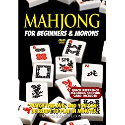 Mahjong For Beginners & Morons