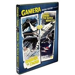 Gamera Vs. Zigra / Gamera: The Super Monster [Double-Feature]