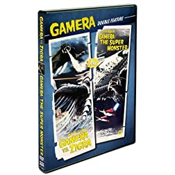 Gamera Vs. Zigra / Gamera: The Super Monster [Double-Feature]