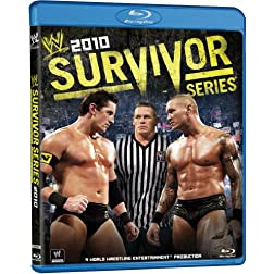 WWE: Survivor Series 2010 [Blu-ray]