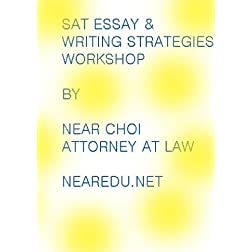 SAT Essay & Writing Strategies Workshop Day 2