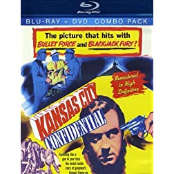 Kansas City Confidential Blu-Ray + DVD Combo Pack