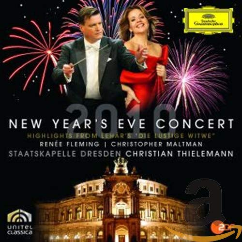 New Year's Eve in Dresden Concert 2010